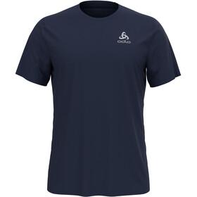 Odlo Essential Light T-Shirt S / S Crew Neck Herrer, blå